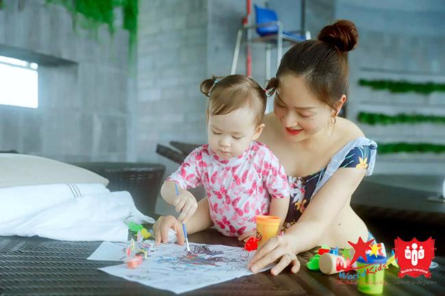 Phát hiện và bồi dưỡng năng khiếu cho trẻ giúp bé thông minh vượt trội từ sớm.