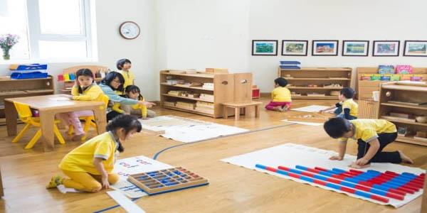 phương pháp dạy toán trẻ mầm non