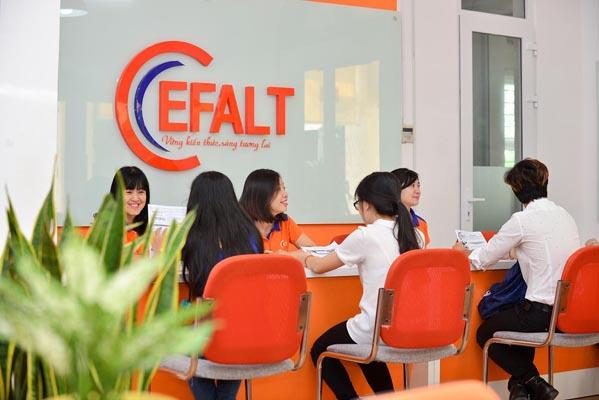 trung tâm dạy anh văn cho trẻ CEFALT