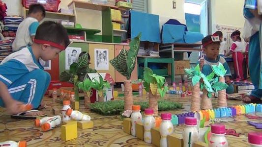 trường học cho bé 1 tuổi tại tp.hcm