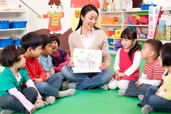 trường mầm non dạy theo phương pháp montessori