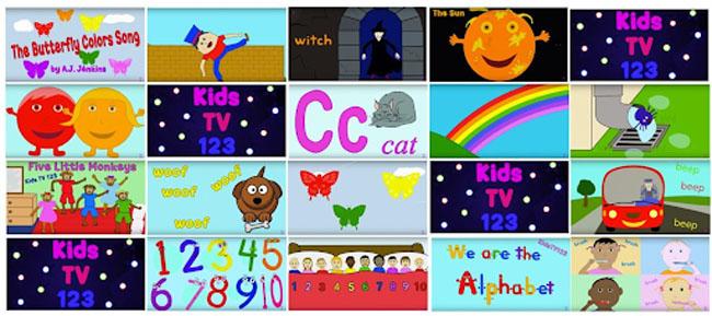 Bật kênh nói tiếng Anh lên và để đó dạy tiếng Anh thụ động cho bé.