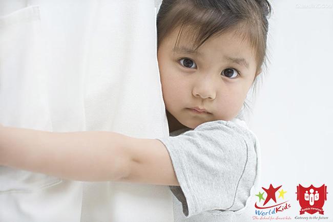 trẻ 3 tuổi chậm phát triển