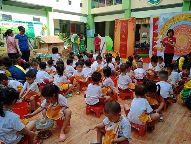 các trường mầm non quận 1 - Mầm non Hoa Quỳnh