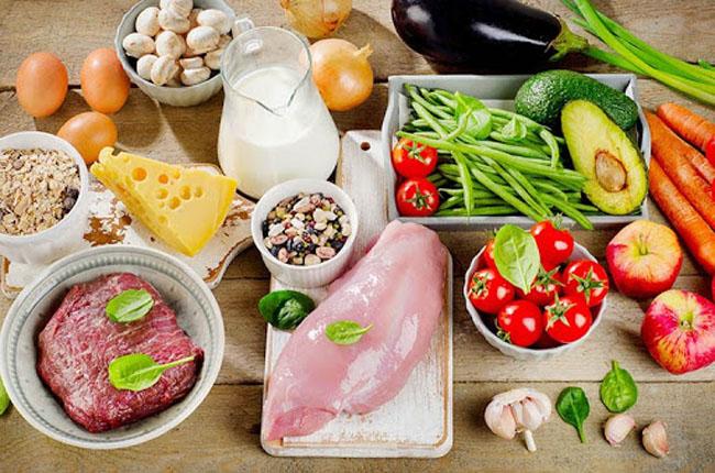 Mỗi chất có trong thức ăn đều giúp bổ sung tốt cho hệ miễn dịch của trẻ