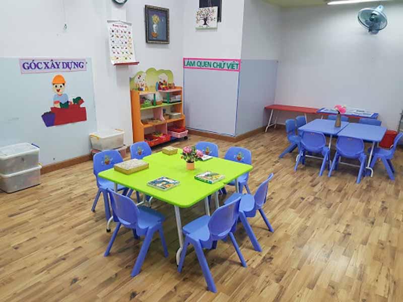 có nên cho trẻ học trường mầm non quốc tế: Đồ dùng và vật dụng cho trẻ tại trường mầm non cần đảm bảo an toàn tuyệt đối