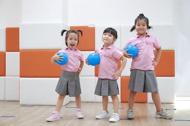 Hoạt động giáo dục thể chất giúp tăng cường trí lực