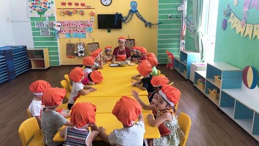 học phí trường mầm non Trí Tuệ Việt