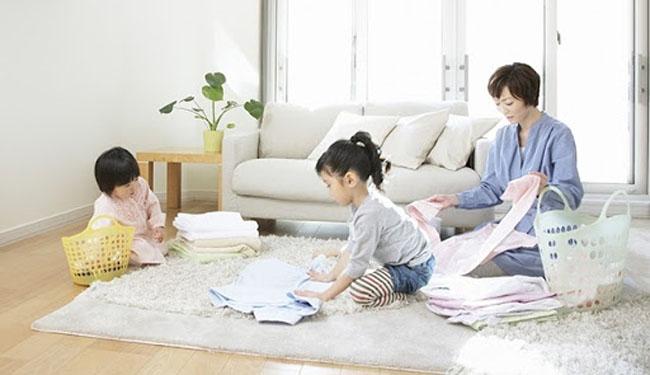 Một không gian quen thuộc giúp bé mạnh dạn hơn trong việc thực hiện các kỹ năng đã học.