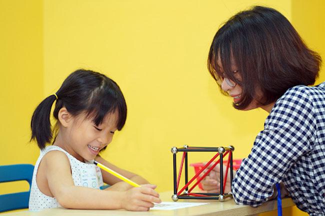 Phương pháp toán tư duy logic tạo nên khả năng linh hoạt cho trẻ
