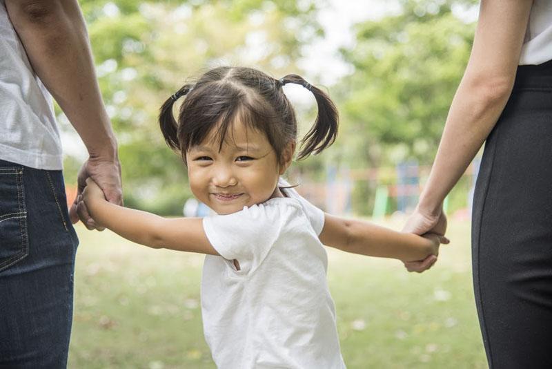 Quy tắc bàn tay giúp trẻ có cách ứng xử tốt đối với mọi người xung quanh