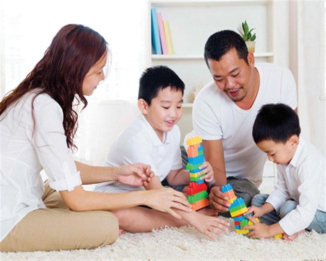 Tạo điều kiện rèn luyện cho trẻ khả năng tư duy thông qua trò chơi