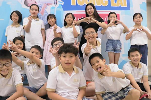 lớp dạy kỹ năng sống cho trẻ Việt Skills