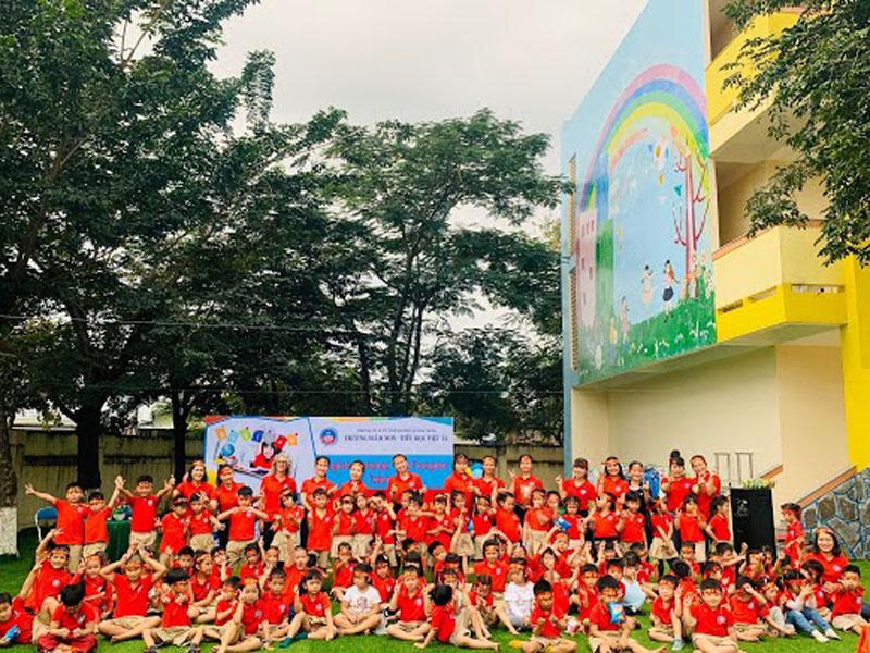 Hệ thống trường mầm non quốc tế quận 1 Việt Úc