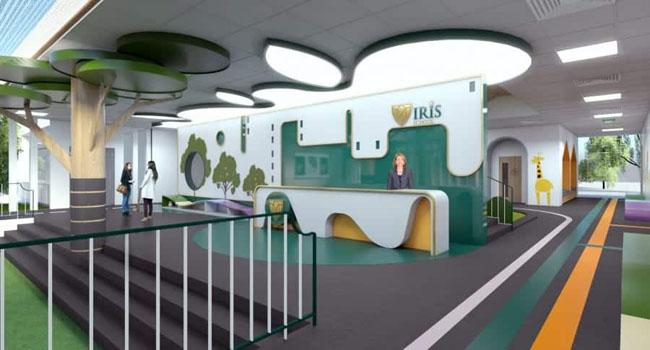 Trường mầm non song ngữ Iris Preschool