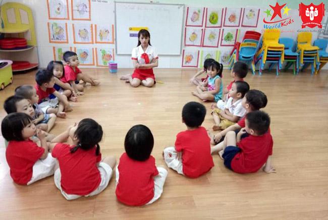 phương pháp giáo dục kỹ năng sống cho trẻ mầm non