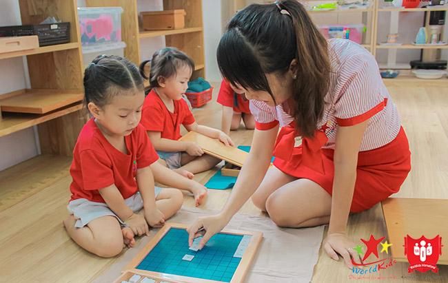 phương pháp dạy kỹ năng sống cho trẻ mầm non