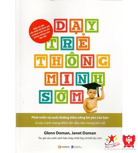 sách dạy trẻ thông minh sớm theo phương pháp glenn doman