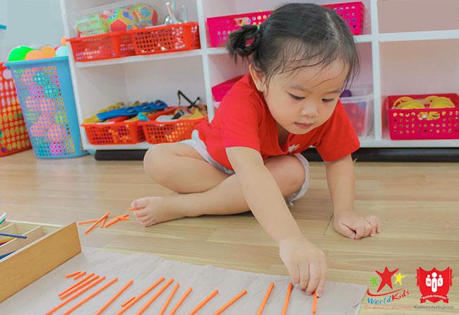 phát triển tư duy cho trẻ mầm non 3 - 6 tuổi