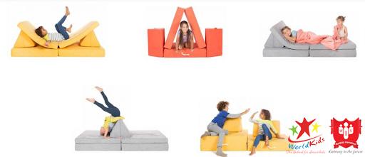 đồ chơi montessori nội thất đa năng