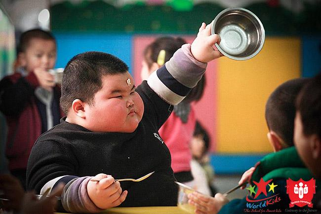Có rất nhiều nguyên nhân khác nhau khiến trẻ có thể bị béo phì