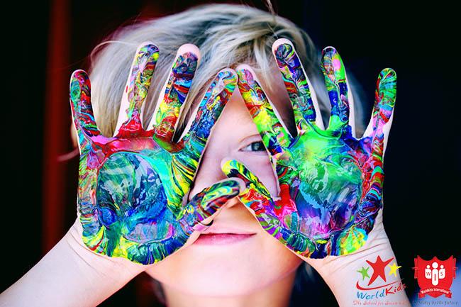 phương pháp dạy học montessori khuyến khích sáng tạo