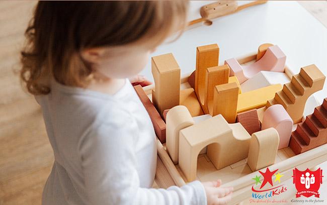chương trình montessori cần sự tập trung