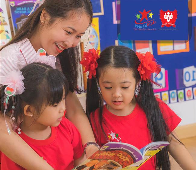 phương pháp dạy trẻ montessori phát triển ngôn ngữ