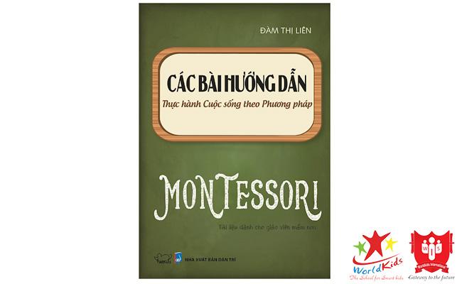 sách montessori hướng dẫn thực hành theo phương pháp montessori