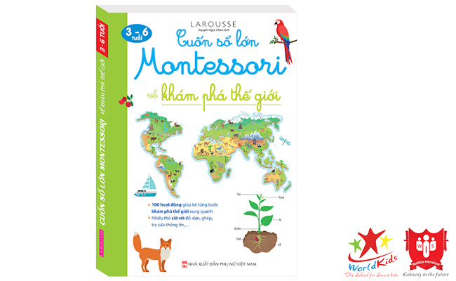 sách montessori